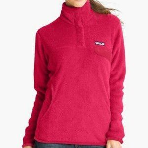 Patagonia Women's Re-Tool Snap-T Pullover Sweater